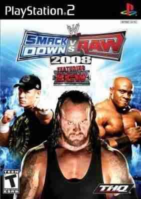 Descargar Smackdown Vs Raw 2008 [Spanish] por Torrent